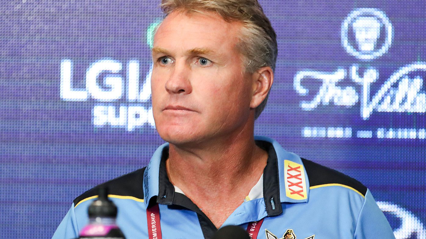 Holbrook the hot tip for Titans' NRL coach