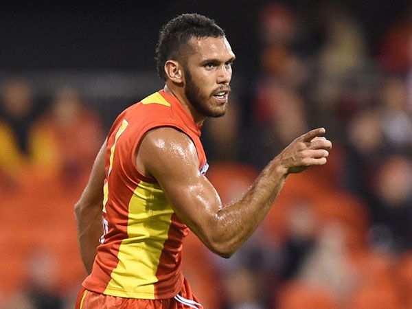 Harley Bennell. (AAP)