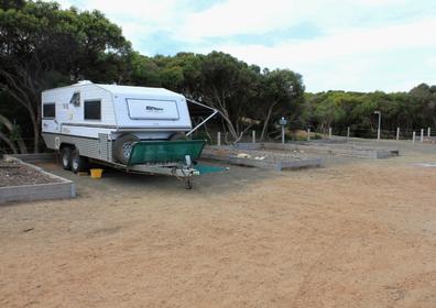 Kangaroo Island Vivonne Bay Camping Ground