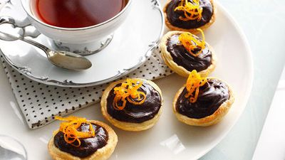 """<a href=""""http://kitchen.nine.com.au/2016/05/16/18/27/chocorange-tartlets"""" target=""""_top"""">Choc-orange tartlets</a><br /> <a href=""""http://kitchen.nine.com.au/2016/06/06/22/00/high-tea-recipes"""" target=""""_top""""><br /> More high tea recipes</a>"""