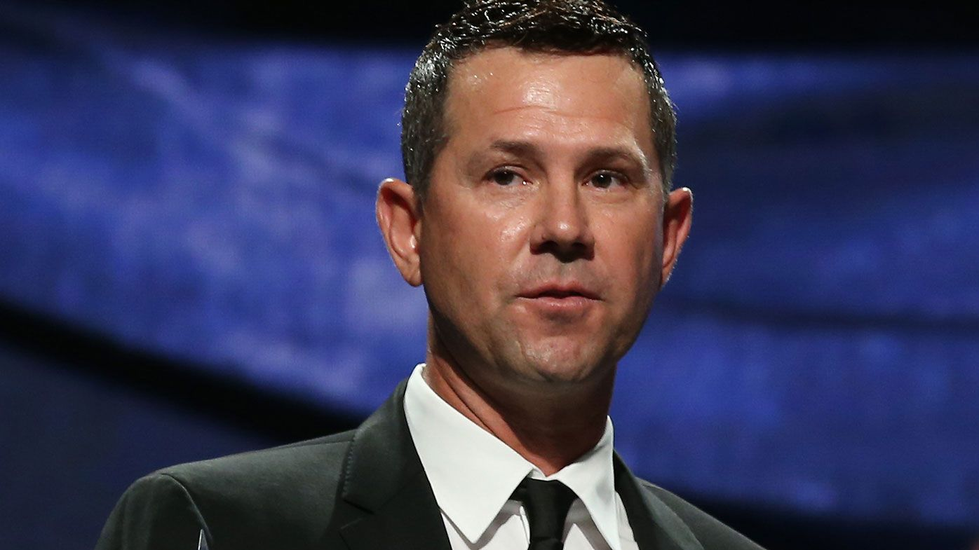 Former Australian captain Ricky Ponting inducted into ICC cricket hall of fame