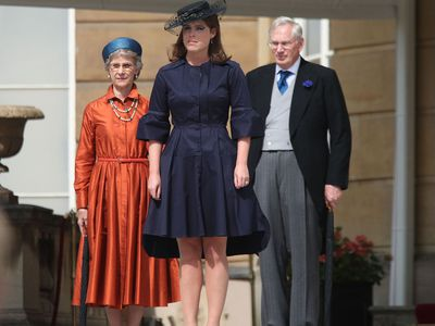 Sarah Ferguson's sweet tribute to Princess Eugenie