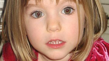 British girl Madeleine McCann vanished from the resort town of Praia da Luz in Portugal in May 2007, while on holiday with her family.
