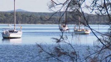 Lake Macquarie.