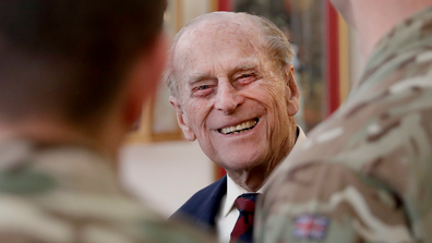 Buckingham Palace last week said the Duke was hospitalised 'out of an abundance of caution'.