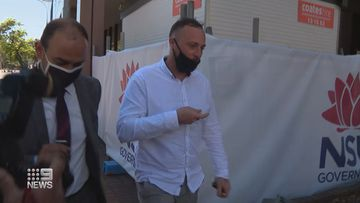 Mitchell Cole, who is awaiting sentence for pocketing thousands of dollars from victims, is alleged to have used Mr Morrison's name when looking for work.