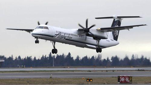 A Horizon Air Q400 like the plane reported stolen. (AP)
