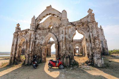 India: KarnatakaHoly Rosary Church