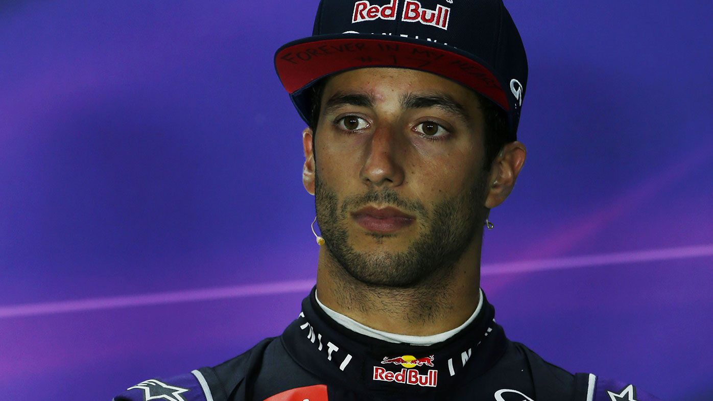 Ricciardo reveals most 'challenging' moment of Red Bull career