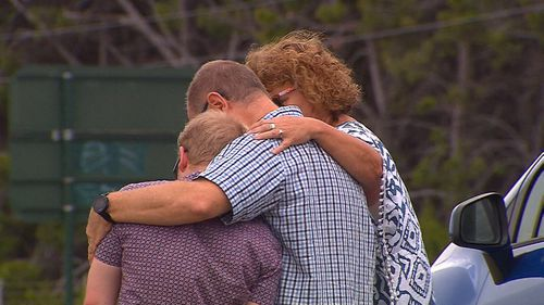 Distraught family and friends are mourning a young man who 'inspired many.'