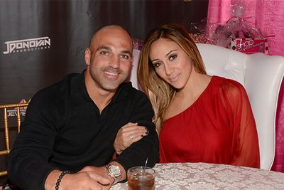 Another housewife playing dirty?  In early 2013 Life & Style Magazine reported that New Jersey housewife Melissa Gorga had two-timed her husband Joe, with her ex boyfriend. Joe got her back by allegedly sexting with RHONJ fans, but all seems to be well now, with the star releasing her book: 'Love, Italian style: The Secrets Of My Hot And Happy Marriage' in 2013.