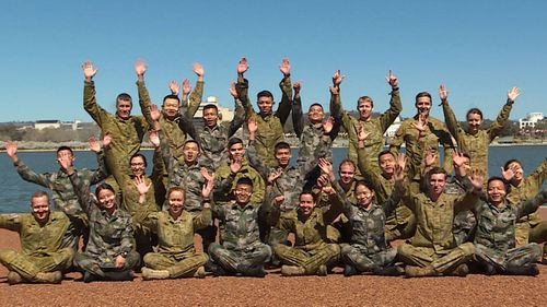 For just the second time in history, the Australian army has played host to its Chinese counterparts for training exercise Pandaroo.