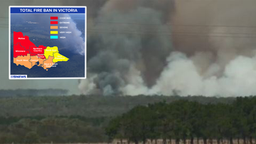 Authorities urge Victorians to stay vigilant with Thunderstorms forecast for later in the day.