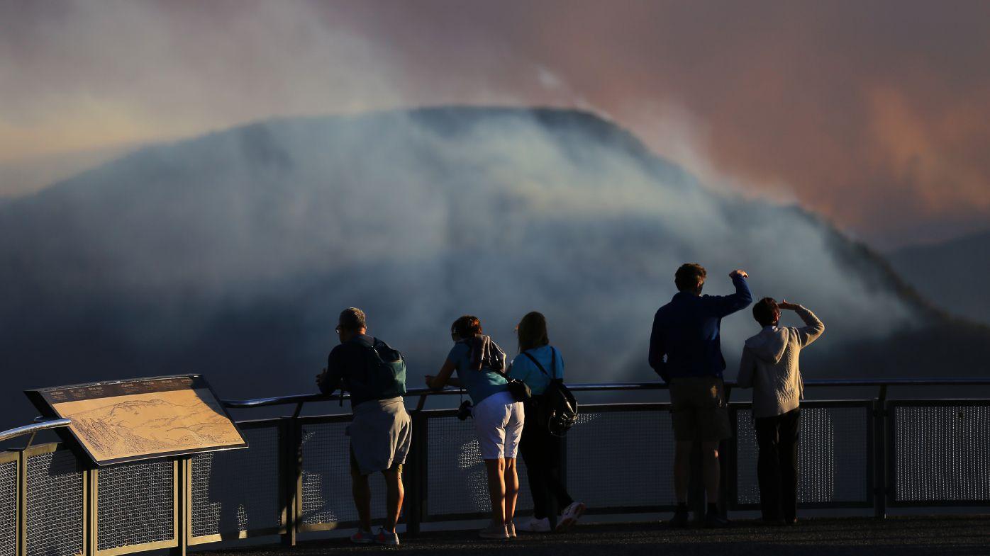 Blue Mountains businesses flailing amid bushfire crisis