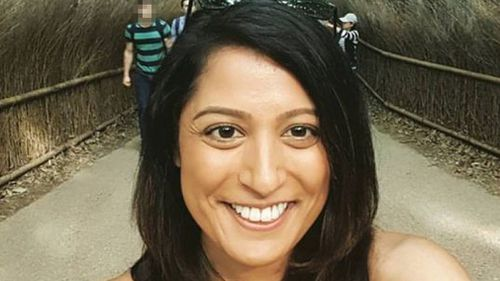 Finance worker Bhavita Patel was killed in the attack. (Supplied)