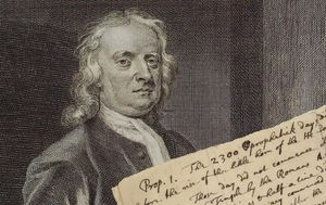 Sir Isaac Newton predicted the end of the world