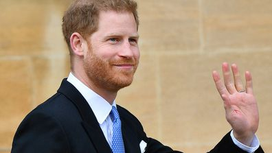 Prince Harry attends royal engagements without Archie and Meghan.