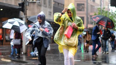 Rainy weekend ahead for most capital cities