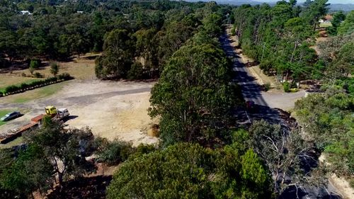 The properties are being acquired as part of the widening of a road between Yarrambat and Plenty.