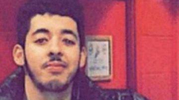 Suspected suicide bomber Salman Abedi.
