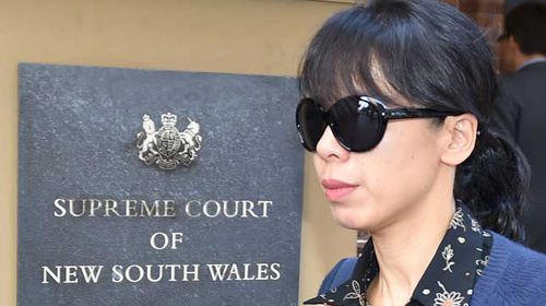 Wife breaks down at Lin family murder trial