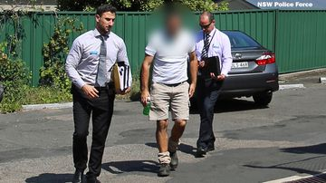 The man was refused bail and is due to appear in Burwood Local court today.