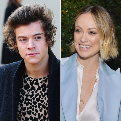 Harry Styles, Olivia Wilde, romance, dating, rumours