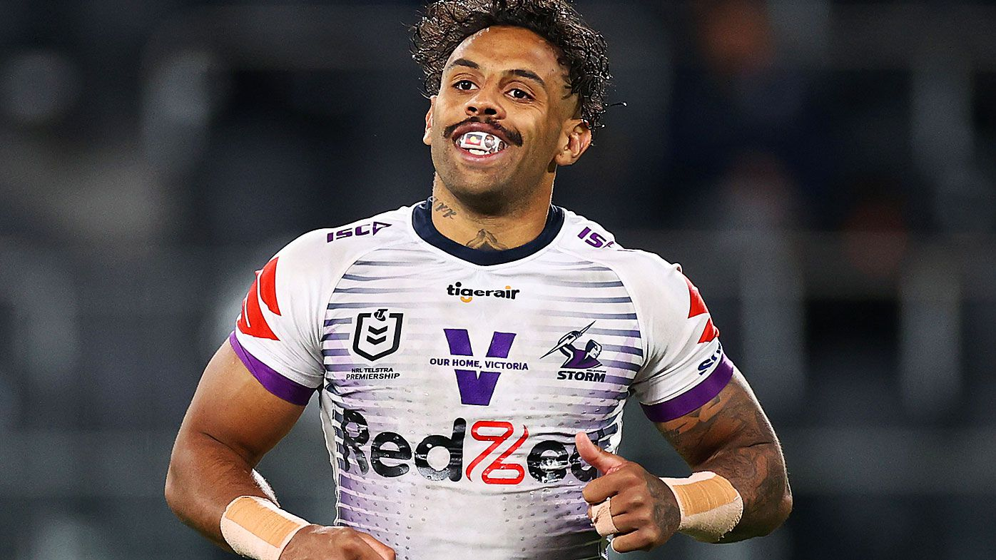 Josh Addo-Carr of the Storm