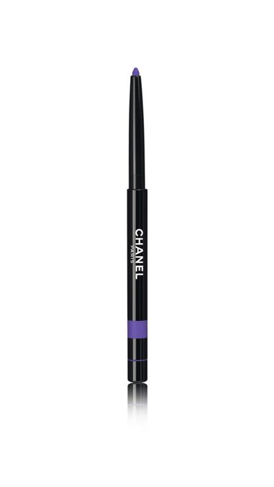 "<p><a href=""http://shop.davidjones.com.au/djs/en/davidjones/stylo-yeux-waterproof-long-lasting-eyeliner"" target=""_blank"">Long-Lasting Eyeliner in Orchidée, $44, Chanel</a></p>"