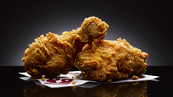 Red Rooster fried chicken