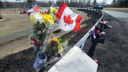 Canada shooting