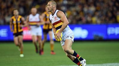<strong>Scott Thompson - Adelaide Crows</strong>