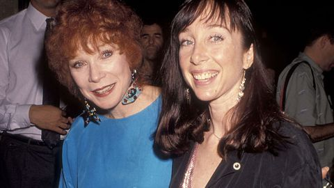Errr ... Shirley Maclaine's daughter lost her virginity while mum's waiting in the next room