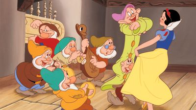 10. Snow White and the Seven Dwarfs