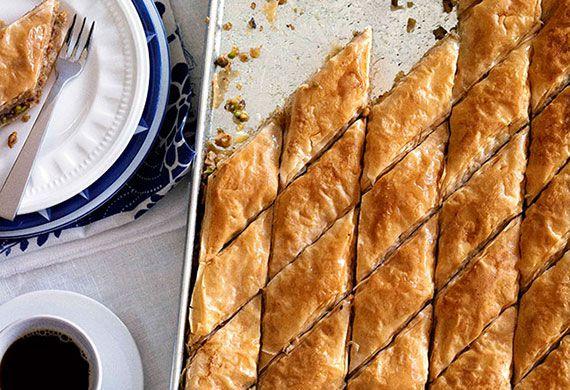 Baklava recipes