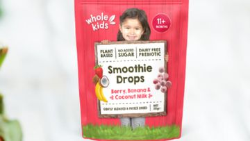 The Smoothie Drops product has been recalled due to fears it might contain plastic.