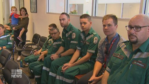 The Ambulance Union estimates there are at least 400 more staff needed to fix the current crisis.