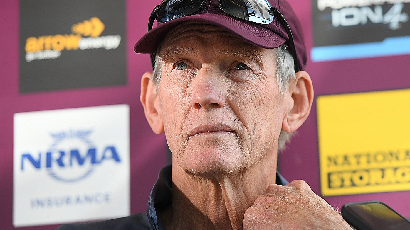 Wayne Bennett hits back at 'missing in action' Brisbane Broncos board
