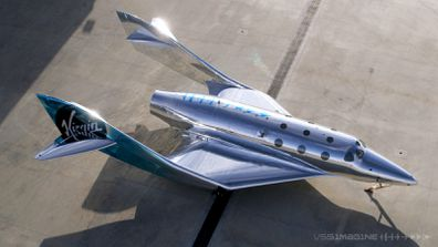 VSS Imagine was unveiled ahead of VSS Unity's next test flight, which is planned for May 2021.
