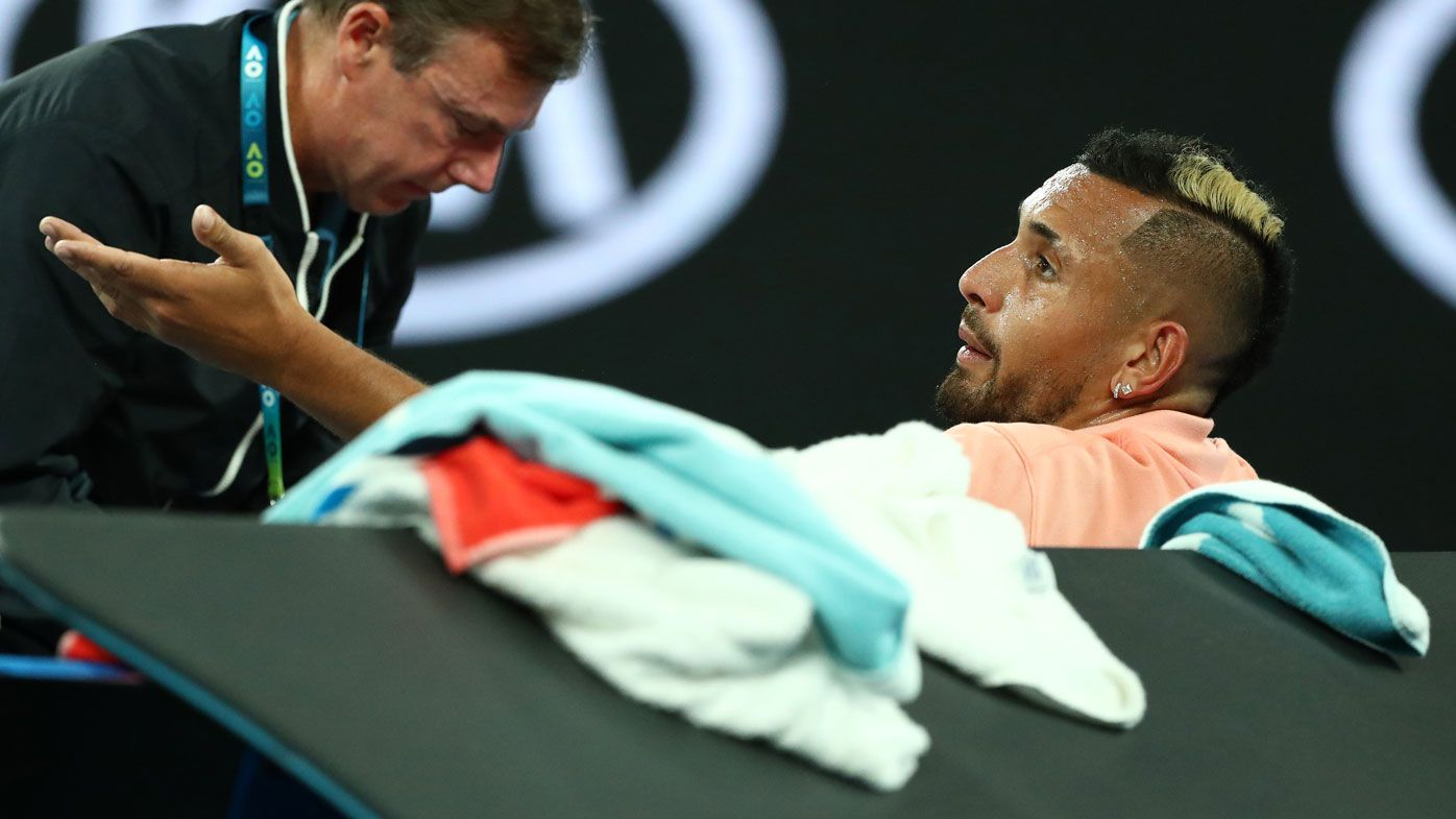 Australian Open 2020: Nick Kyrgios talks Rafael Nadal and respect