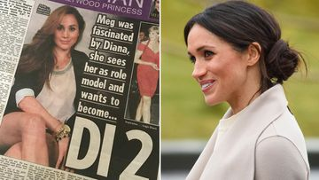 'Meghan wanted to be Princess Diana 2.0'