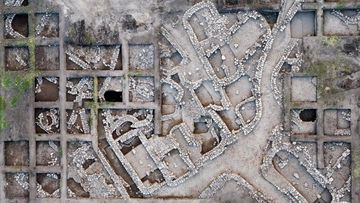 The remains of a 5,000-year-old city have been discovered in Israel.