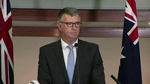 Opposition Treasury spokesman Tim Mander