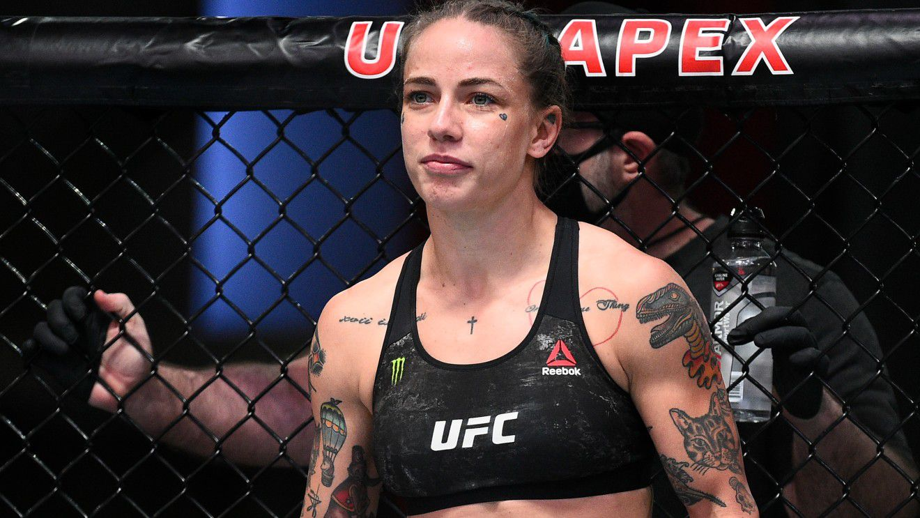 How shock injury sidelined UFC gun for over a year