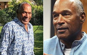 'I got a little gettin' even to do', says OJ Simpson