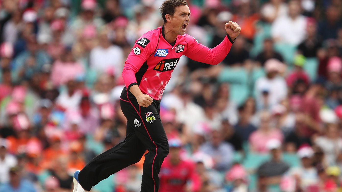 BBL: Steve O'Keefe leads Sydney Sixers to victory over Perth Scorchers