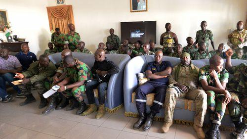 Gunfire in Abidjan as Ivory Coast mutiny spreads
