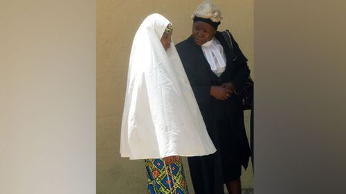 Nigerian child bride faces death penalty over husband's alleged murder