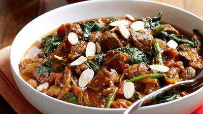"Recipe: <a href=""http://kitchen.nine.com.au/2016/05/05/16/20/lamb-curry"" target=""_top"">Lamb curry</a>"
