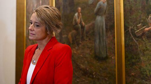 Kristina Keneally is destined to be Labor's Senate Deputy Leader.
